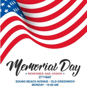 Old Greenwich Memorial Day Parade @ Old Greenwich |  |  |