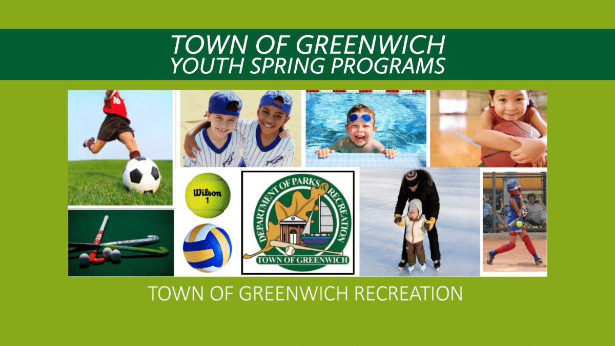 Town of Greenwich Youth Program Spring 2020