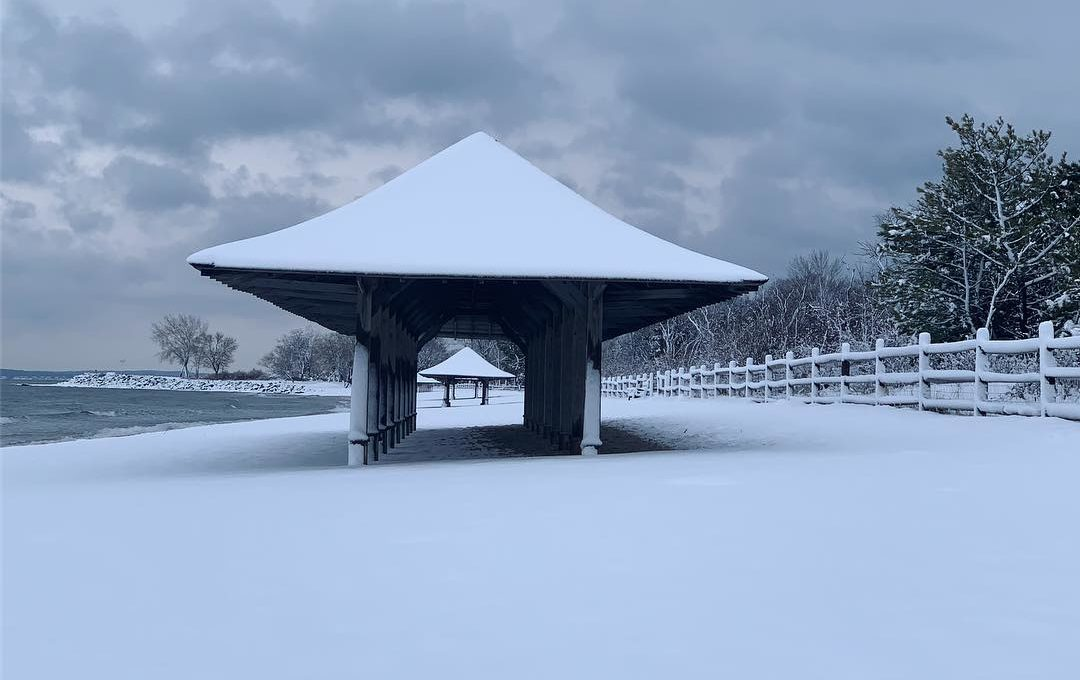 Things to do at Tod's Point or Greenwich Point in the Winter