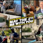 Star Wars Day IN Greenwich, CT 2021 {VIDEOS}